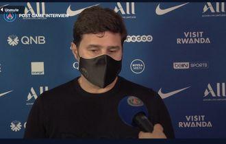 Jelang Laga Leg Kedua PSG Vs Man City, Pochettino Mengaku Khawatir