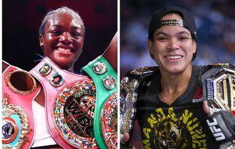 Dua-Tiga Tahun Lagi, Ratu Tinju dan Ratu UFC Bakal Bertarung
