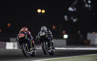 Hasil Kualifikasi MotoGP Prancis 2021 - Dramatis! Quartararo Rusak Pesta Marquez