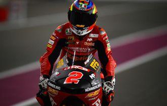 Moto3 Portugal 2021 - Kibarkan Tim Indonesia Gresini di Puncak, Gabriel Rodrigo Tak Jemawa