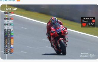 Kampiun MotoGP Spanyol 2021 Beberkan Hubungan Cinta dan Benci dengan Le Mans