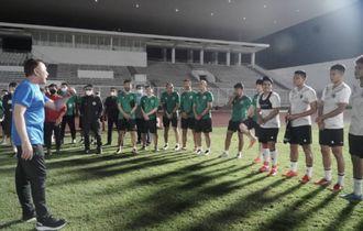 Ramai Kasus Yudha Febrian, Ketum PSSI Peringatkan Pemain Timnas Indonesia