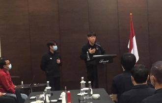 Shin Tae-yong Bicara Peluang Pemain Indonesia Berkarier di Luar Negeri