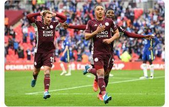 Hasil Piala FA - Gol Roket Antar Leicester Juara dan Benamkan Chelsea