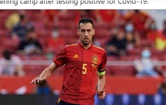 Sergio Busquets Dikirim Pulang Jelang Piala Eropa, Timnas Spanyol Gelisah