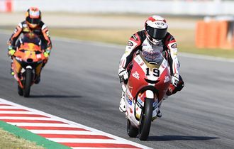 Moto3 Jerman 2021 - Meningkat, Pembalap Indonesia Masih Harus Pelajari Sachsenring