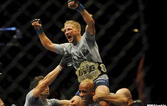 UFC Vegas 32 - Main Event Perebutan Titel Sejati, Kasus TJ Dillashaw Bakal Terhapus