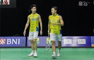 Jadwal Badminton Olimpiade Tokyo - Indonesia Mulai 24 Juli Live TVRI Indosiar