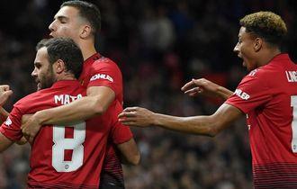 Rapor Pemain Manchester United Vs Derby County - 2 Nama Hanya Dapat Nilai 4