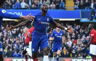 Chelsea Vs Manchester United - Pogba Lengah, Ruediger Bawa The Blues Unggul pada Babak Pertama