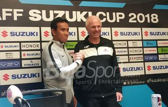 Eks Pelatih Inggris Sebut Timnas Indonesia Akan Baik-baik Saja, Sekalipun Tanpa Juru Racik Andal