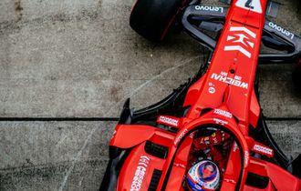 Ferrari Tersandung Masalah Sponsor di Australia Jelang F1 2019
