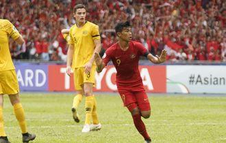 Sutan Zico Bicara Gol Kemenangan Timnas U-19 Indonesia atas Iran