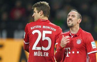 Indikasi Duet Maut Bayern Muenchen