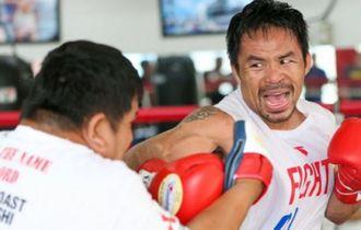 Manny Pacquiao Ungkap Keterlibatan Pelatihnya yang 'Sempat Berpisah'