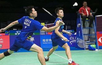 Hasil Final Chinese Taipei Open 2019 - Malaysia Rebut 1 Gelar Usai Tumbangkan Penakluk Marcus/Kevin