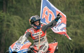 Dovizioso Sebut Dirinya sebagai Pelopor Perkembangan Ducati pada 2018