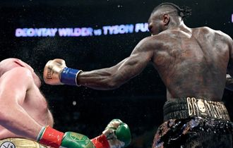 Waduh! Calon Lawan Anthony Joshua Diremehkan Oleh Tyson Fury