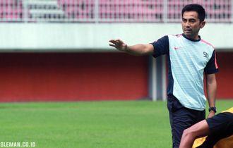 Seto Nurdiantoro Beberkan Kunci Sukses PSS Sleman di Liga 1 2019