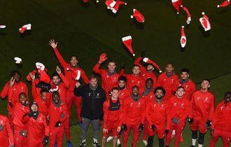 Akhir Maret-Awal April 2019, Momen Liverpool Juara