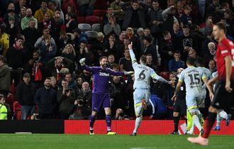 Manchester United Disingkirkan 2 Pemain Ber-DNA Liverpool di Piala Liga Inggris