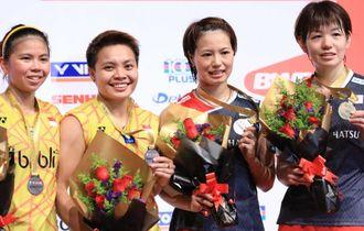 Hasil Runner-up Malaysia Masters 2019 Jadi Pelajaran Greysia/Apriyani