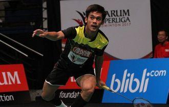 Thailand Masters 2019 - Gagal Balas Kekalahan, Firman Abdul Kholik Tersingkir
