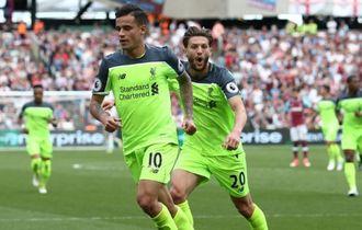 Coutinho Gemilang, Liverpool Akhiri Rekor Buruk Kontra West Ham