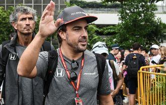 Fernando Alonso Ternyata Hampir Pensiun pada Akhir Musim Lalu