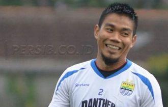 Persib Vs Borneo FC, Wildansyah Bertekad Permalukan Tim Tanah Kelahiran