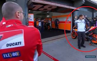 Ketika Kru Ducati 'Diusir' Saat Sedang Amati Motor Tim Honda