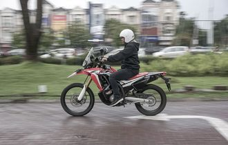 Perhatikan 3 Hal Ini Sebelum Boyong Honda CRF250 Rally Bekas