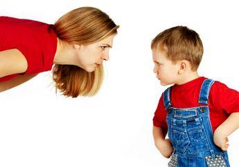 Stop Lakukan Ini Kepada Anak Saat Marah. Nomor 2 Sering Dilakukan!