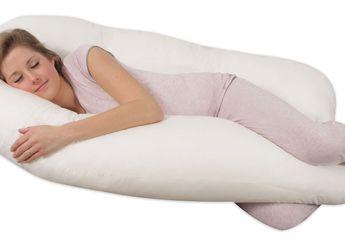 Agar Tak Ganggu Tumbuh Kembang Janin, Ini 2 Posisi Tidur yang Tepat