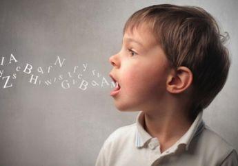 Ini Penyebab Anak Cadel, Salah Satunya Karena Kebiasaan Orangtua!