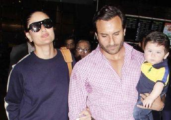Saif Ali Khan Tak Ingin Taimur Dekat dengan Anak Soha Ali Khan,Kenapa?