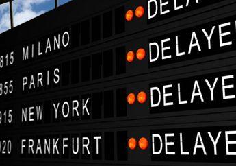 Mengalami Pesawat Delay? Ini Hak yang Seharusnya Moms Dapatkan