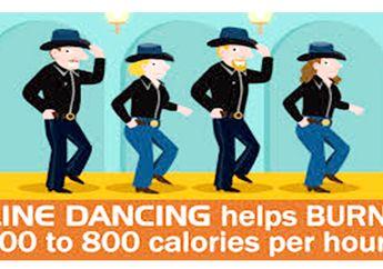 Line Dance, Cara Menyenangkan Untuk Atasi Daya Ingat Menurun