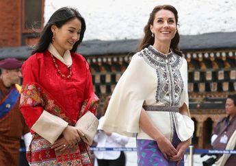 Cantik dan Anggun, Begini Potret Putri Kerajaan Dari Berbagai Negara