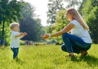 Ini Kata Pakar Soal Anak yang Belum Mampu Berjalan