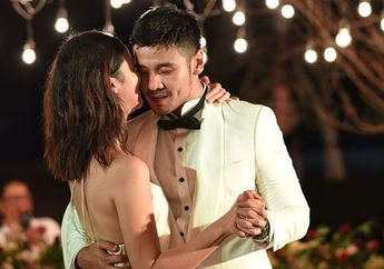 Deretan Foto Gladi Resik Pernikahan Chicco Jerikho dan Putri Marino Tersebar, Netizen Baper: Gladi Resik Aja So Sweet Banget!