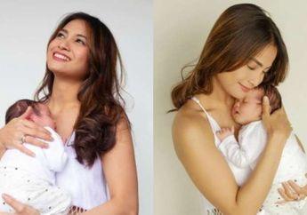 Hampir Berusia 6 Bulan, Intip 5 Foto Putri Acha Septriasa Sekarang, Wah...Baby Brie Sudah Gede dan Tambah Cantik!