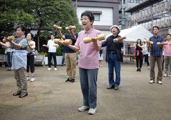 Banyak Lansia di Jepang Sengaja Berbuat Jahat Agar Dipenjara, Alasannya Mengejutkan!