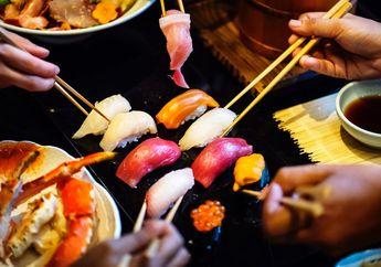 Amankah Makan Sushi untuk Moms yang Sedang Menyusui Si Kecil?