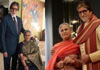 Istri Berulang Tahun ke 70, Amitabh Bachchan Lakukan  Hal Manis ini!