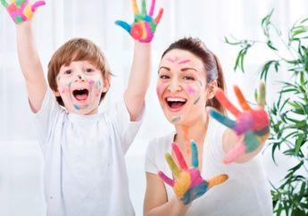 Moms, Yuk Tingkatkan Semangat Belajar si Kecil dengan 5 Warna Ini