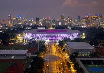 Jika Sedang Berkunjung ke Gelora Bung Karno, Jangan Lupa Foto di 3 Spot Ikonik ini!