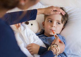Moms Hati-Hati Jika Penyakit Flu pada Anak Disertai Gejala-Gejala Ini!