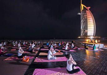 Moms dan Dads Menjadi Bugar dengan Kegiatan di Ruang Terbuka Dubai