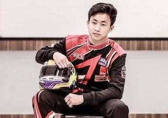 Sempat Vakum, Keanon Santoso Siap di Ajang Asia Formula Renault 2018
